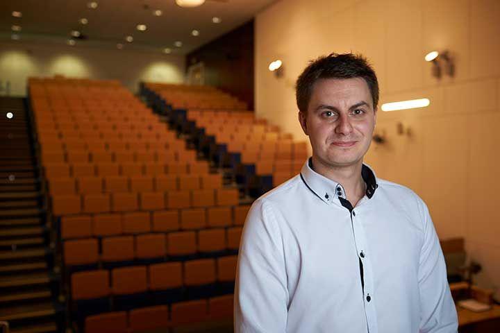 Dr Christopher Watkins