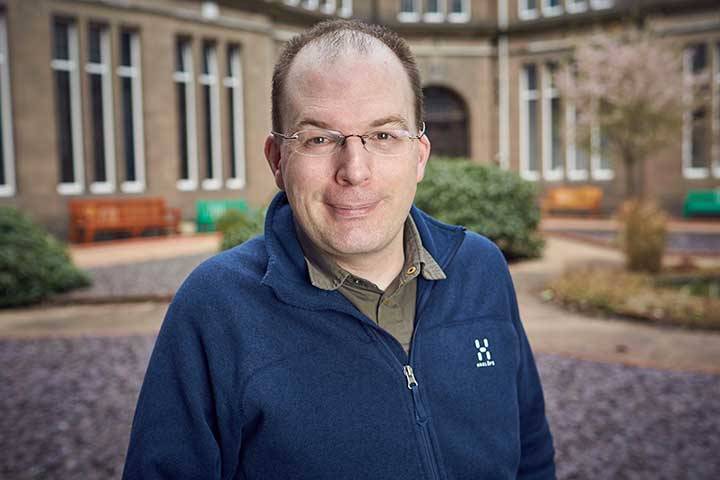 Mr David McLuskie