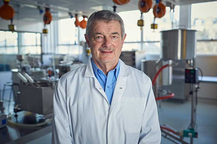 Professor Graeme Walker