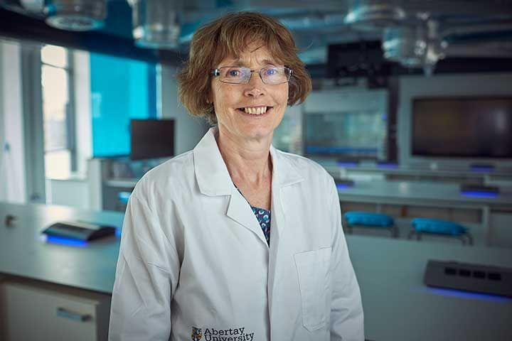 Dr Anne Horrocks