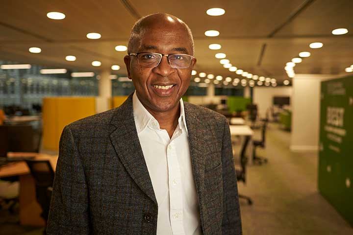 Dr Kehinde Oduyemi