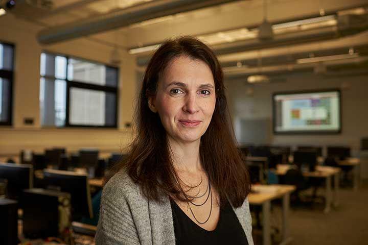Dr Natalie Coull