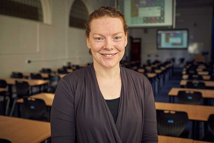 Professor Ruth Falconer