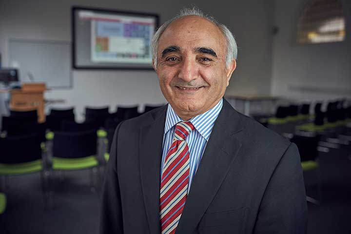 Professor Reza Kouhy