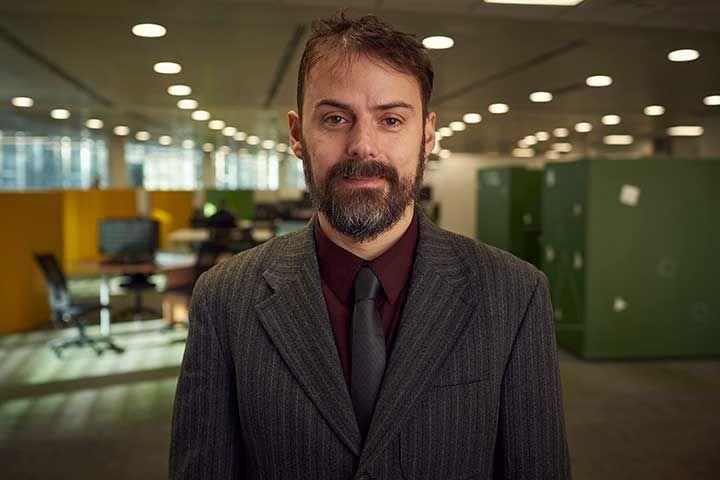 Dr Stefano De Paoli